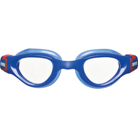 arena Cruiser Soft Goggles Barn blue-clear-red